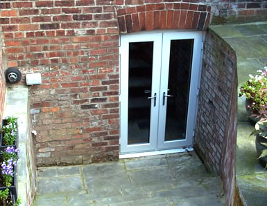 Basement & Cellar Conversions near Ludlow, Worcestershire
